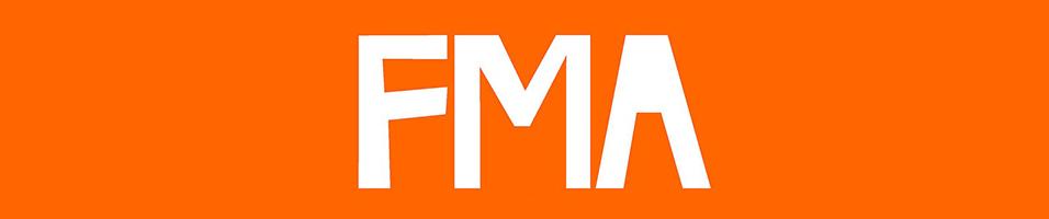 FMA logo.